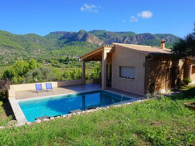 Photo for New villa with amazing mountain views