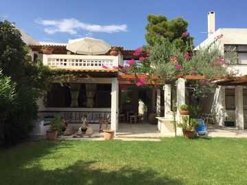 Ermioni Museum and Library, Ermionida, Greece