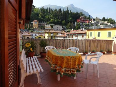 Photo for 2BR Apartment Vacation Rental in Toscolano Maderno, Lombardia