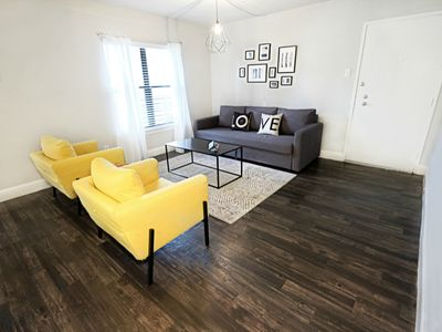 Photo for Modern Convenience + Dallas City Flat