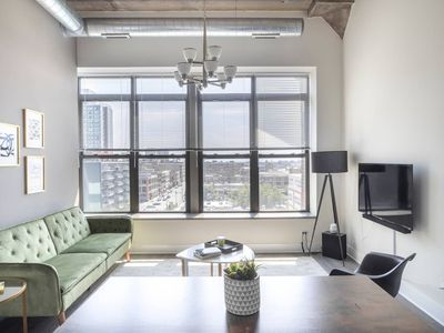 Photo for Modern apartment in Downtown Chicago McCormick