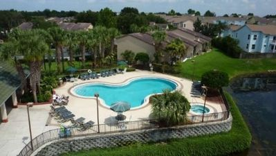 Photo for Nice 3 bed 2 bath townhome at Mango Key near Disney, Orlando