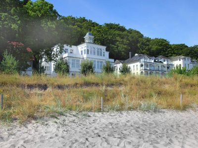 Photo for Apartment 5: 30m², 1-room, 2 pers, veranda, a little sea view - Villa Agnes (Strandpromenade Binz)