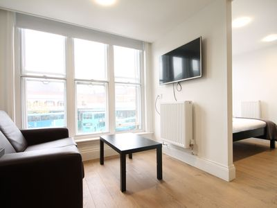 Photo for City Centre Apartment in Listed Building - Apt 3 Eldon - The Bruce Building