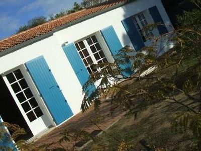 Photo for HOUSE ISLAND OF OLERON DOMINO (400 M FROM THE BEACH)