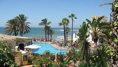 Photo for 1BR Hotel Vacation Rental in Mijas-Costa, Malaga, Spain