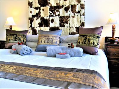 Photo for Lovely apartment in beautiful Plettenberg Bay