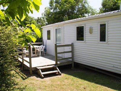 Photo for Camping L'Abri-côte *** - Mobil home Eco 3 rooms 4 persons