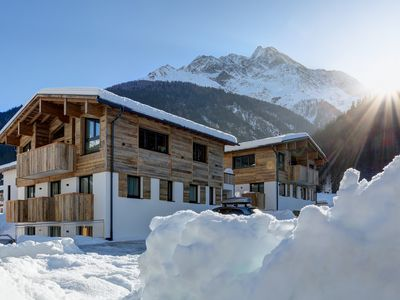 Photo for Luxury chalet near Sankt Anton am Arlberg