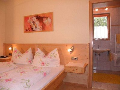 Photo for Apartment / 2 bedrooms / shower, WC - Salvenmoser Johanna, Apartment