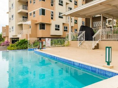 Photo for Modern 1BD Apartment | 24/7 Security| Pool
