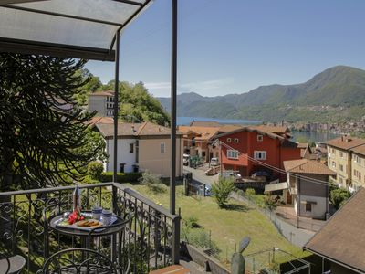 Photo for Il Garage di Giacomo - Apartment with a view