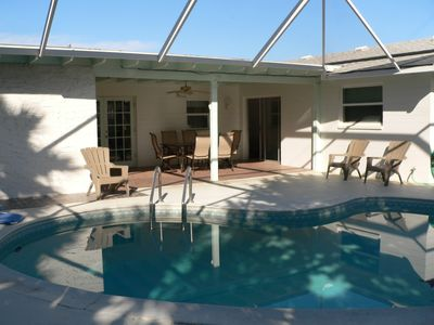 Photo for Special offer!  Entire  3 bedrooms house,  private pool, Ormond Beach!