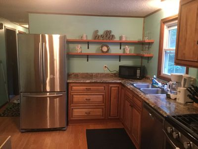 Photo for Family-friendly house minutes from Lake access in Adirondack Mountains
