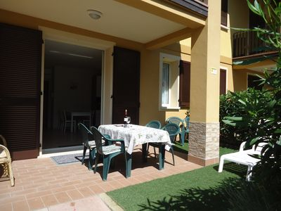 Photo for Casa Elisa to 4 people, only 200m from the sea, quiet location