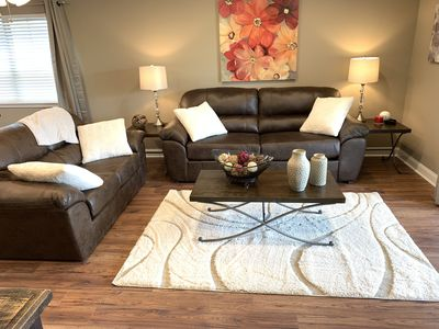 Photo for Lovely 2 bedroom 2 bath condo located in Thousand Hills Foothills complex