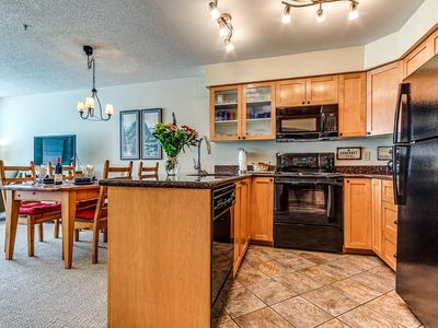 Photo for Acer Vacations | 1 Bedroom Ski-In Ski-Out Blackcomb Condo  - Greystone Lodge