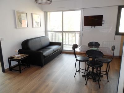 Photo for LE PORT - 2 rooms - Capacity 4 people