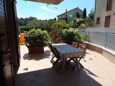 Photo for S83 - Sirolo, new three-room apartment with garden
