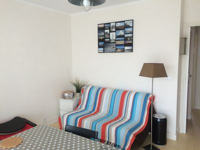 Photo for Appart Quiberon ideally located to do everything on foot: beach, wild coast, center