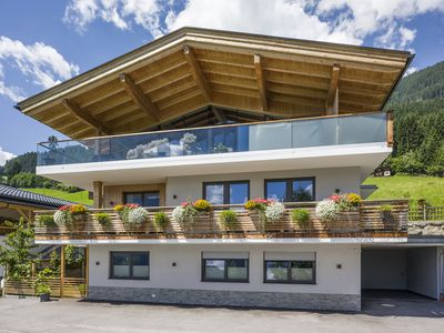 Photo for Let yourself be enchanted by an unforgettable time in the ALPENCHALET ZILLERTAL