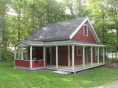 Photo for Charming Fully Renovated One-Room Schoolhouse on 22+ acres