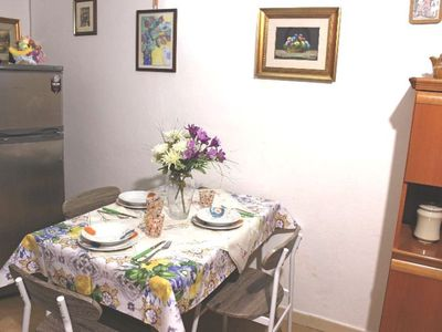 Photo for Casa Carrubella Wife Free summer discount Breakfast included near the square