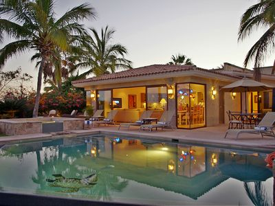 Photo for Casa Tortuga - Mexican-style in the exclusive community of Cabo del Sol