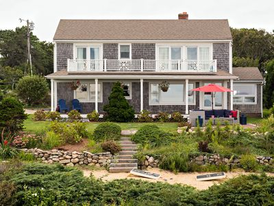 Photo for Waterfront house on Cape Cod in Chatham, MA.