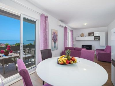 Photo for Holiday apartment Makarska for 2 - 5 persons with 3 bedrooms - Holiday apartment