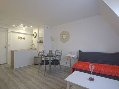 Photo for 1BR Apartment Vacation Rental in Deauville