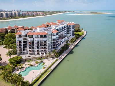 Photo for NEW!! Amazing Low Rates! Purest Luxury Sunset Views overlooking the Gulf