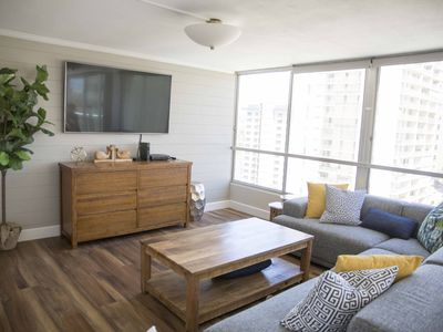Photo for Waikiki Condo-Fully Remodeled