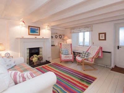 Photo for BOW COTTAGE, pet friendly in East Portlemouth, Ref 995266