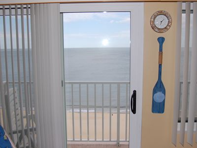 Photo for Spectacular, Newly Renovated Oceanfront Condo In Prime Beach Location