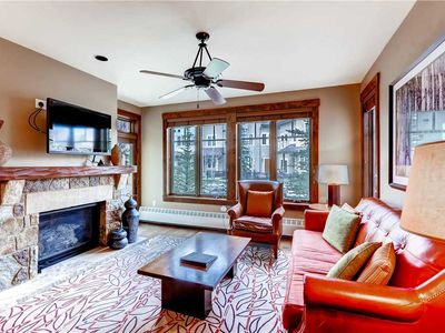 Photo for Spacious condo in town and close to lifts with amazing amenities - Learn more!