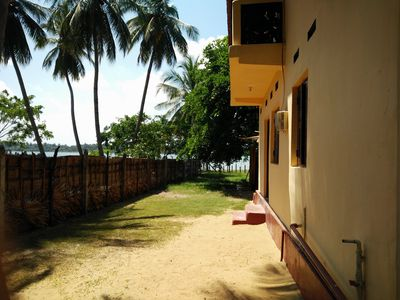 Photo for Private Holiday home, lagoon view, , Pet friendly, Beach Village, New property