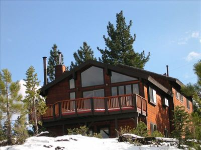 Photo for Donner Ski Cabin - Great for Big Groups - Winter or Summer