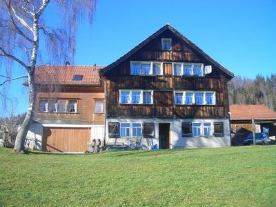 Photo for Appenzell apartment for 4 people with 2 bedrooms - Apartment in farmhouse