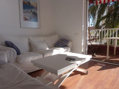 Photo for COZY RENTAL AND LARGE APARTMENT IN THE BEACH