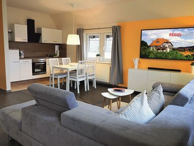 Photo for Exclusive Suite for families incl. WiFi, parking and breakfast