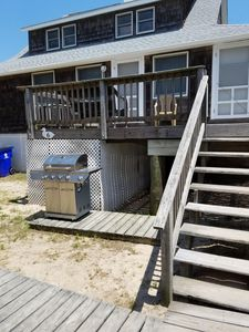 Photo for Pet-Friendly Oceanfront House - August weeks available!!