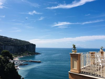 Photo for 2BR Bed & Breakfast Vacation Rental in Vico Equense, Campania