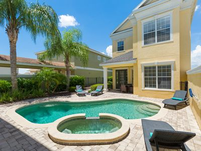 Photo for Homestead Estate | 5 Bed Villa With Private Pool, Kids Bedroom, And Games Room