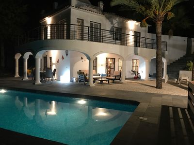 Photo for Magnificent villa with private pool for 8 people in Moraira - Benissa