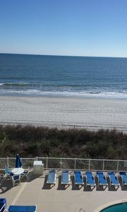 Photo for Myrtle Beach Oceanfront Condo, Low Nov. and Dec Rates