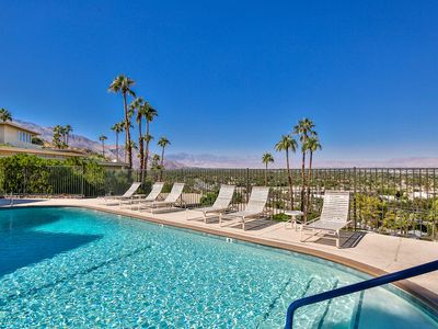 Photo for <b>180 Degree Panoramic Views of the Coachella Valley!</b>