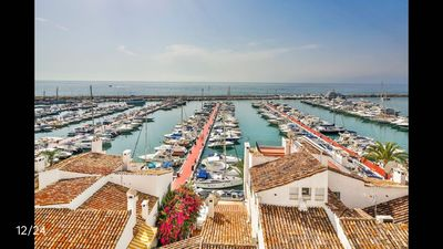 Photo for Luxury penthouse with stunning view in Puerto Banus