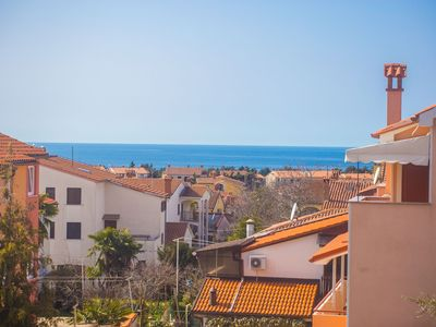 Photo for One-Bedroom Apartment Noemi with Balcony and Sea View