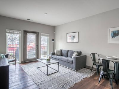 Photo for White River Luxury Highrise 1BR by Mint House
